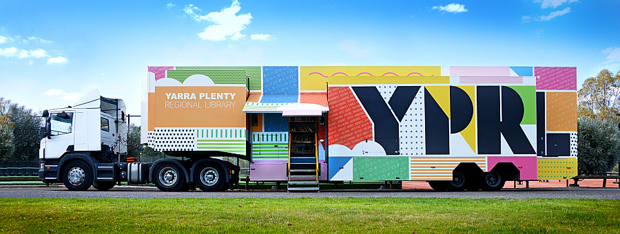 YPRL Mobile Library