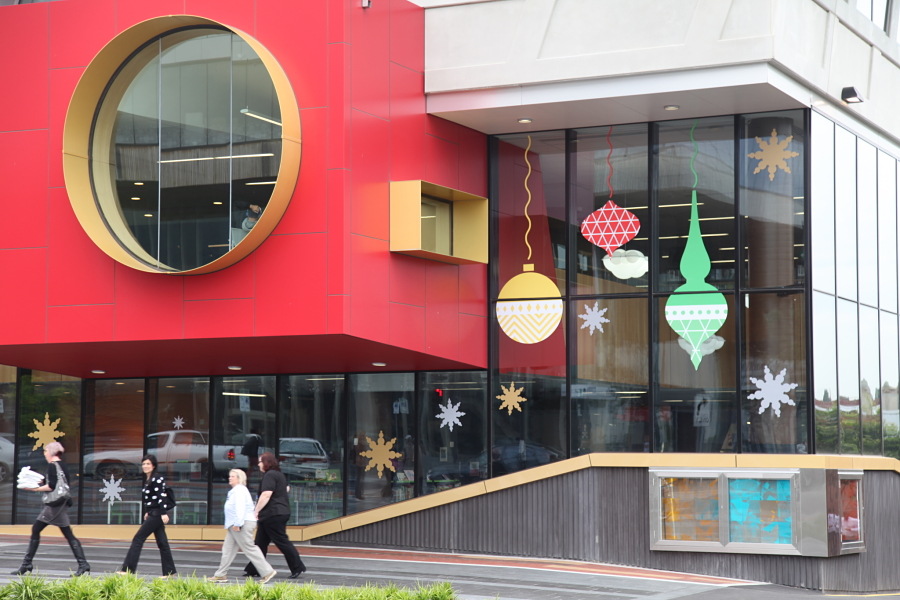 City of Greater Dandenong, Christmas Branding