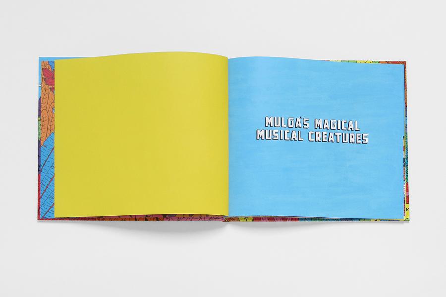 Mulga's Magical Musical Creatures