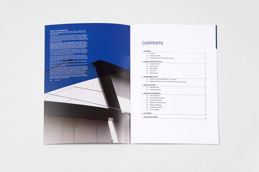 Auslink Property Information Memorandum