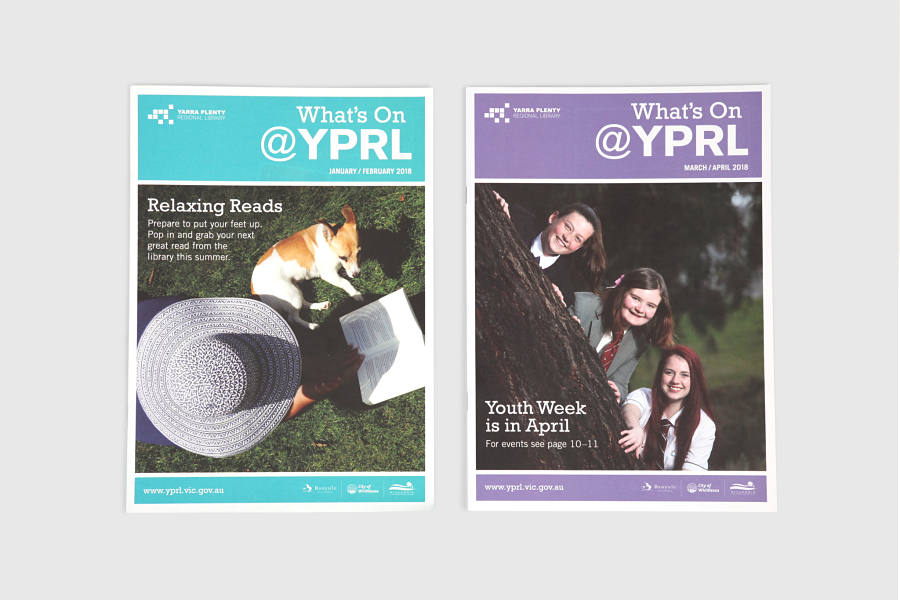 YPRL What's On