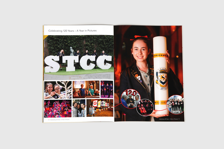 St Columba's College Booklet